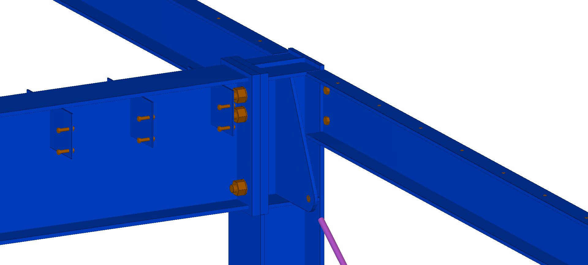 STRUCTURAL STEEL<br />FABRICATION
